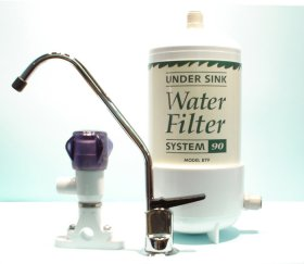 System 90 - 1 year Undersink Water Filter